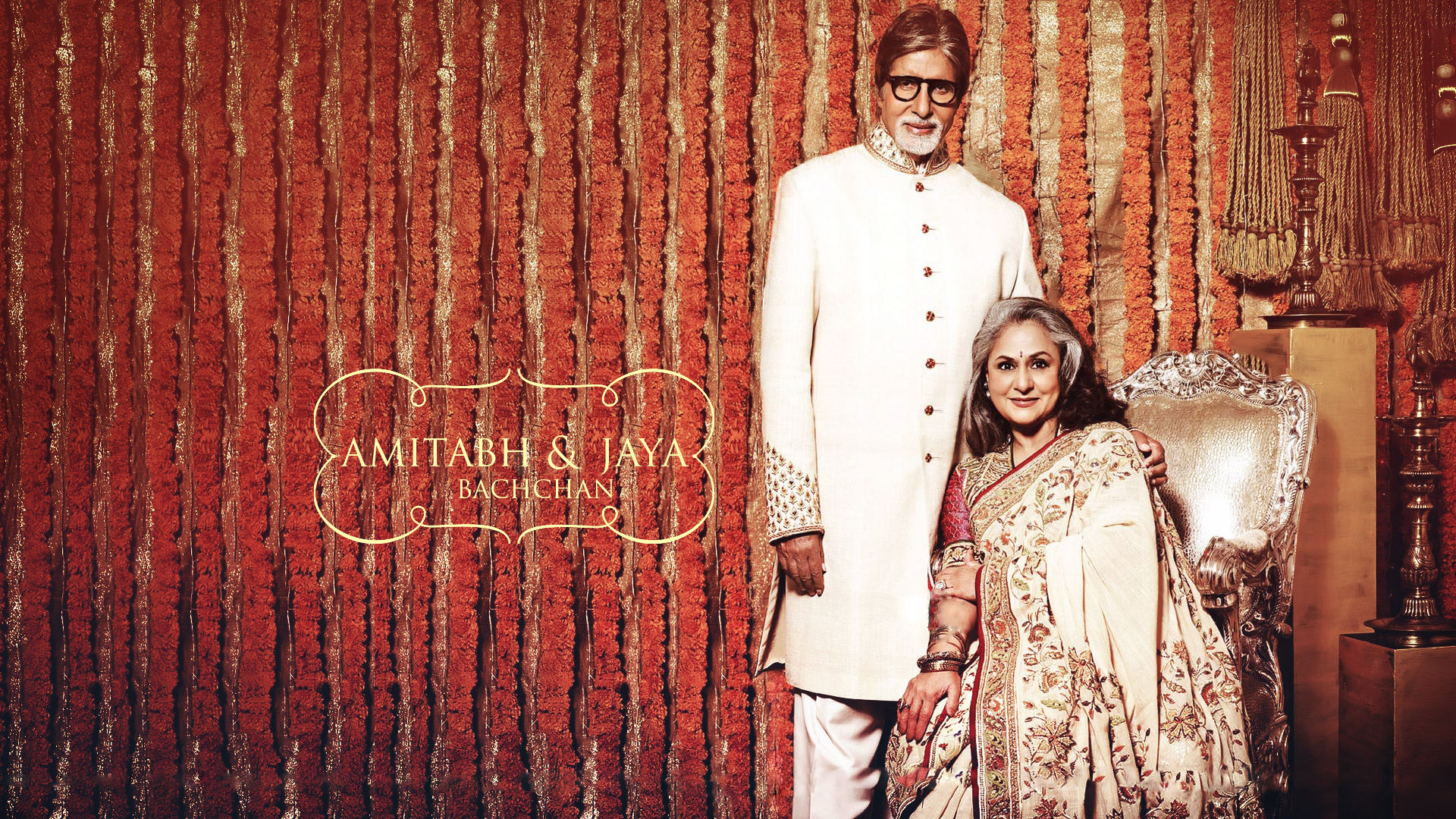 Amitabh & Jaya Bachchan Celebrates their 42nd Wedding Anniversary