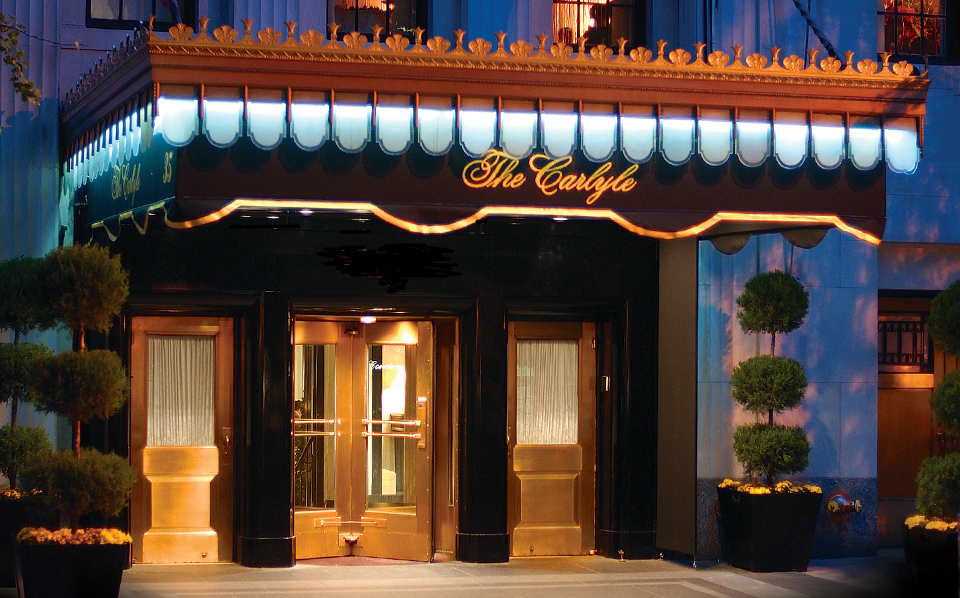 The Carlyle, A Rosewood Hotel, New York City