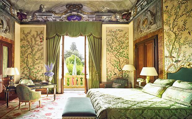 50 most luxurious hotels in the world for Design hotel florence italy