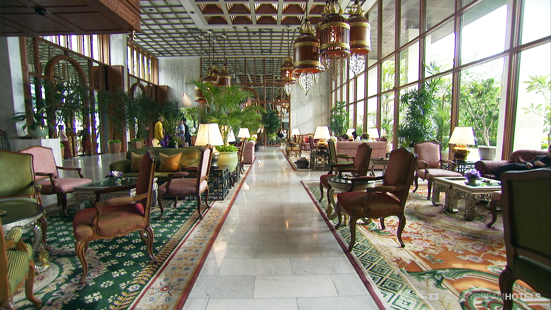 50 most luxurious hotels in the world - Hotel mandarin oriental ...