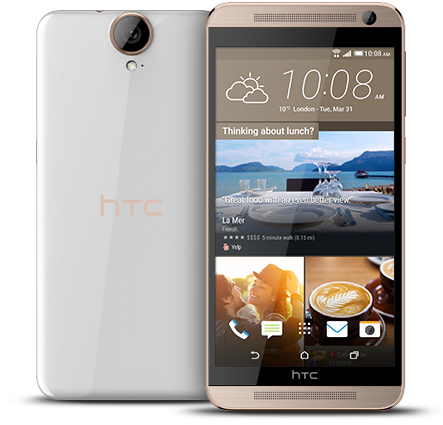 HTC One E9+ Plus Smartphone Features Specifications Price Release Date