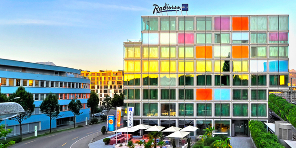 Radisson Blu Hotel Lucerne, Switzerland