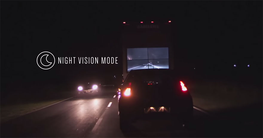Samsung Safety Truck (English Version)  A way ahead to Road Safety