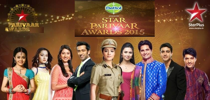 Watch Star Parivaar 2015 Awards Bemisaal 15 Saal Episode HD Video Winner Name Result