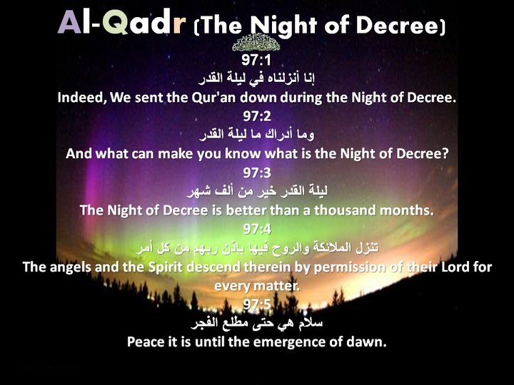 Laylat al-Qadr HD wallpapers