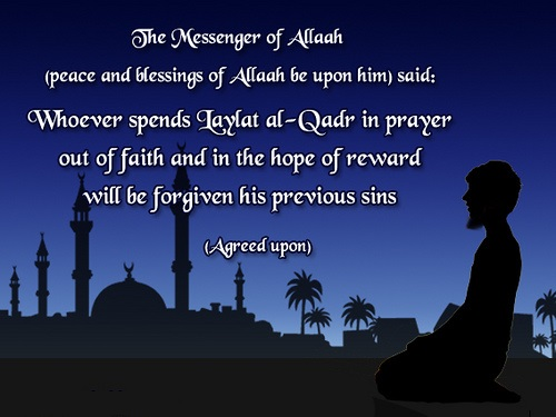 Laylat al-Qadr Whatsapp Dp Fb Covers