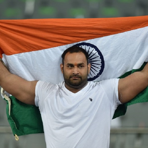 Inderjeet Singh Brought A Gold Medal To Home