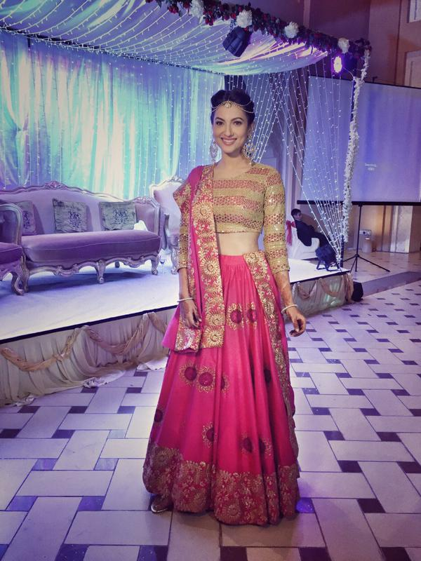 Nigaar Khan's Wedding Pictures