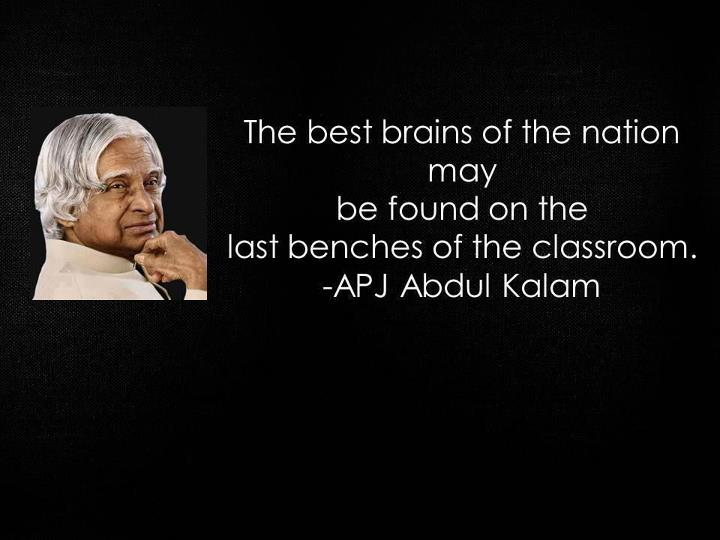 Unknown Facts Famous Quotes Saying Of Dr. APJ Abdul Kalam