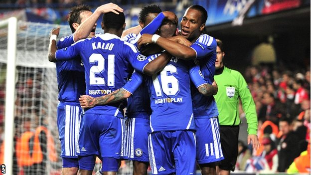 Chelsea Beat Barcelona in shootout after 2-2 (Chelsea win 4-2 on penalties)