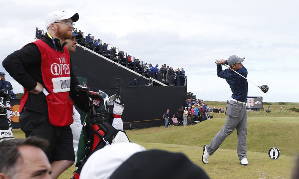 Watch British Open Golf Championship 2015 Round 3 Results Live Score Winners Highlights