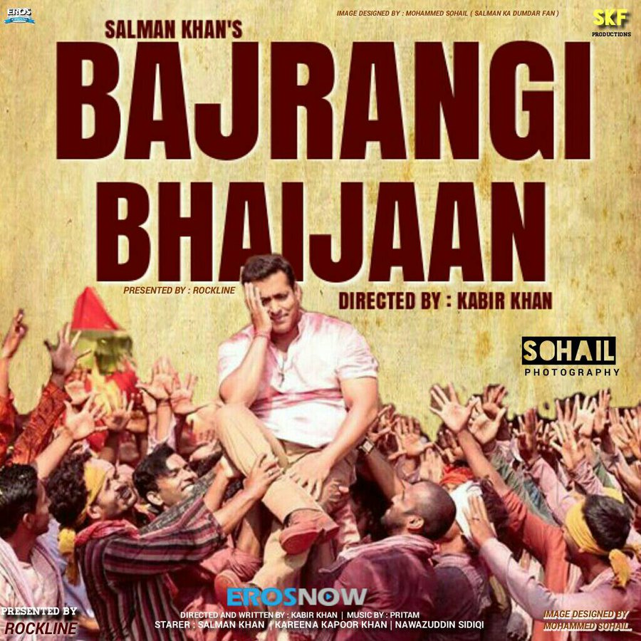 Today Bajrangi Bhaijaan Movie 20th Day Box Office Collection BB Ki Kamai