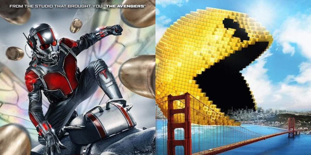 """""""Ant-Man"""" Beats the Weekend Box Office Collections """"Pixels"""""""