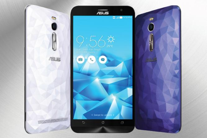 Asus to launch Zenfone 2 Selfie, Deluxe and Laser