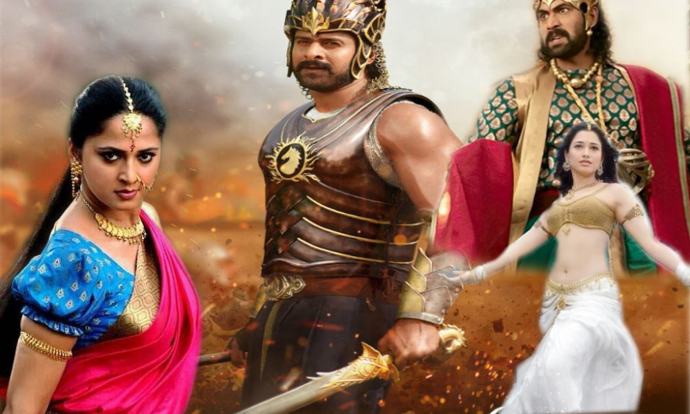 Baahubali Movie 4th Day 1st Weekend Box Office Collection Earning Report