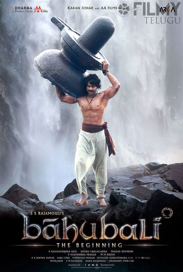 Big Mountainous! Bahubali Movie 8th Weekend 51 52nd Day Box Office Collection