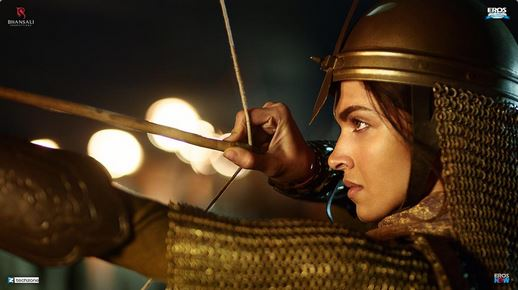 Bajirao Mastani Movie Deepika Padukone 1st Look Released