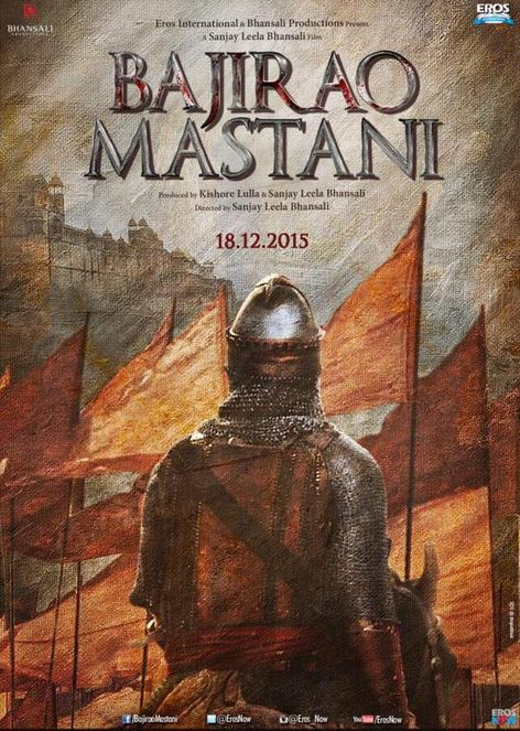Bajirao Mastani Movie Ranveer Singh Deepika Padukone Priyanka Chopra first Look Released