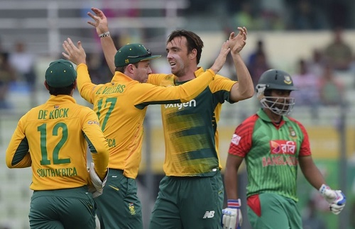Ban Vs South Africa 2nd T20 Match