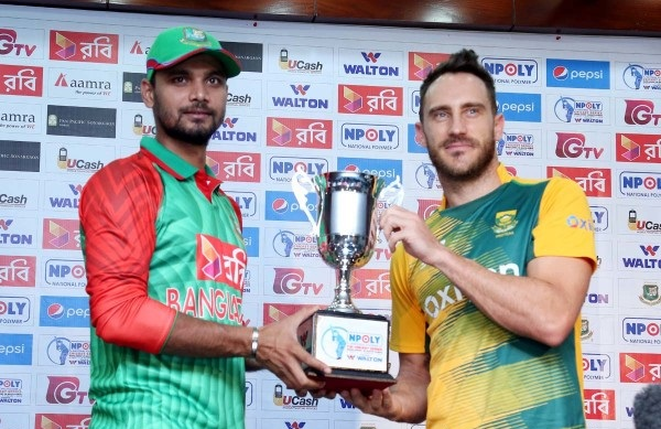 Ban Vs South Africa T20 Match Live Score Streaming Team Squad Preview Result Prediction