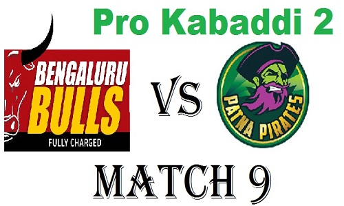 Watch Pro Kabaddi League 2015 Banglore Vs Patna Match 9 Live Score Result Prediction.