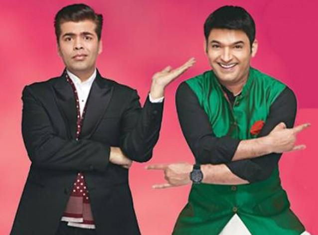 Bollywood Director Karan Johar Speaks On Replacing Kapil Sharma From Comedy Nights with Kapil