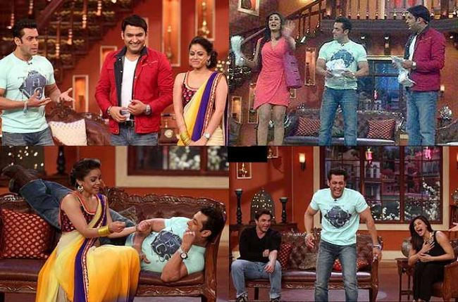 Is It True :Comedy Nights With Kapil (CNWK) Last Episode With Salman Khan