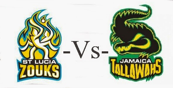CPL T20 2015 JT Vs STZ Match Live Score Streaming Team Squad Preview Prediction