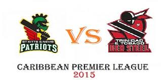 CPL T20 2015 TTR VS SNP Match Live Score Streaming Team Squad Result Prediction Preview