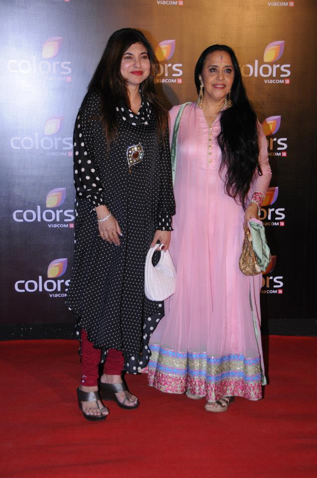Ila Arun and Alka Yagnik