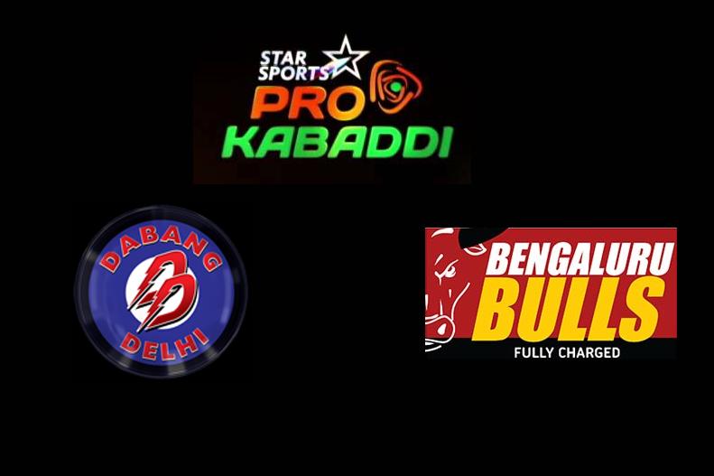 Watch Pro Kabaddi League 2015 Delhi vs Banglore Match 17 Live Score Result Prediction