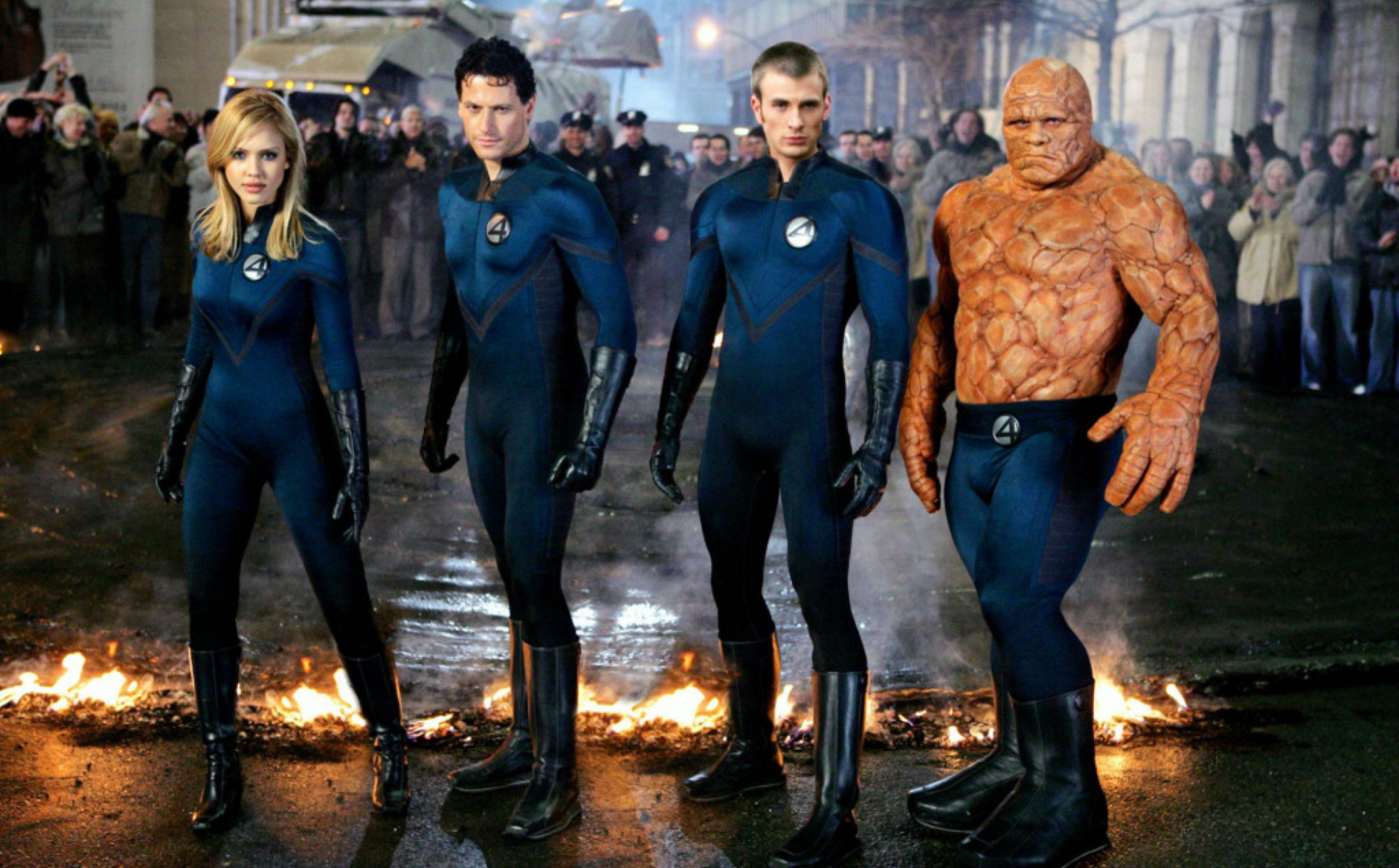 Fantastic Four Movie Official Trailer