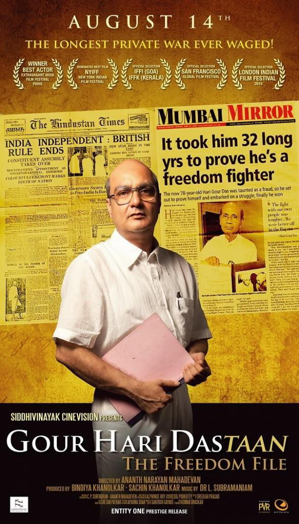 Gour Hari Dastaan – The Freedom File Film Trailer Released