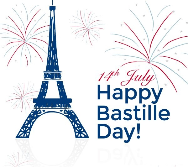 Happy Bastille Day 2015 Quotes Wishes SMS Sayings Images Whatsapp Status FB DP