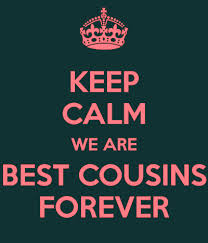 Happy Cousins Day Whatsapp DP 2015