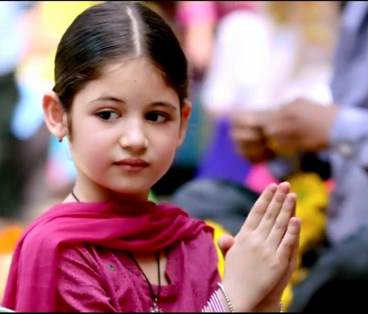 Harshaali Malhotra latest Images Wallpapers Pics Photos