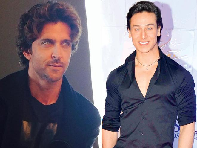 Hrithik Roshan Is God Of Everything: Tiger Shroff