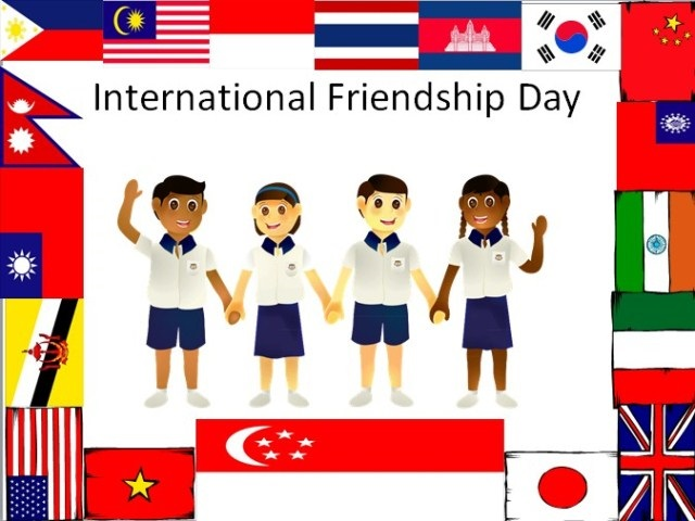 International Friendship Day Photos