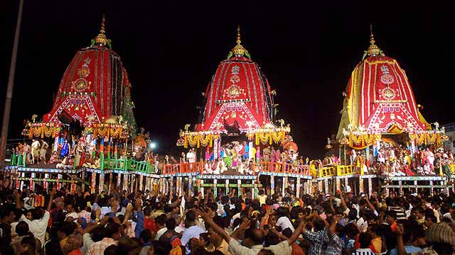 Jagannath Rath Yatra Car Festival 2015 Photos Images Pics Wallpapers