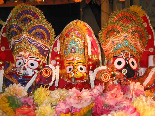 Jagannath Rath Yatra Car Festival 2015 Photos
