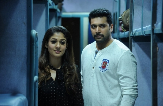 Kollywood Movie Thani Oruvan Trailer Video Released