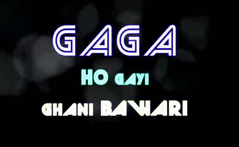 Lady Gaga Dance On Kangana Ranaut's Song 'Ghani Bawri'