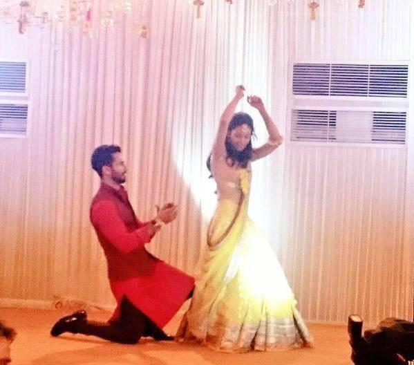 Leaked Shahid Kapoor Mira Rajput Wedding Sangeet Ceremony Dance Images Pics