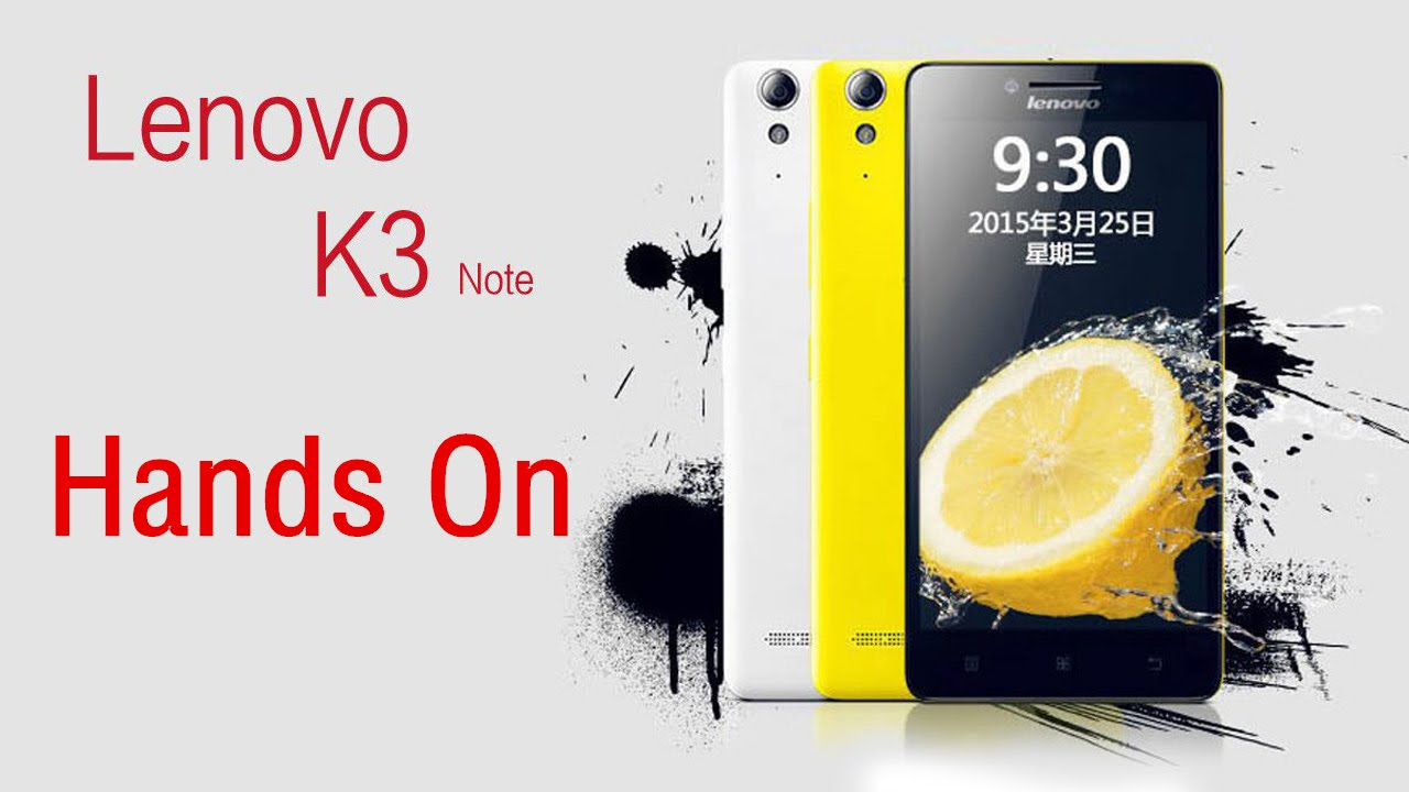Lenovo K3 Note Specifications Features Price Release Date  Sale Stars Today