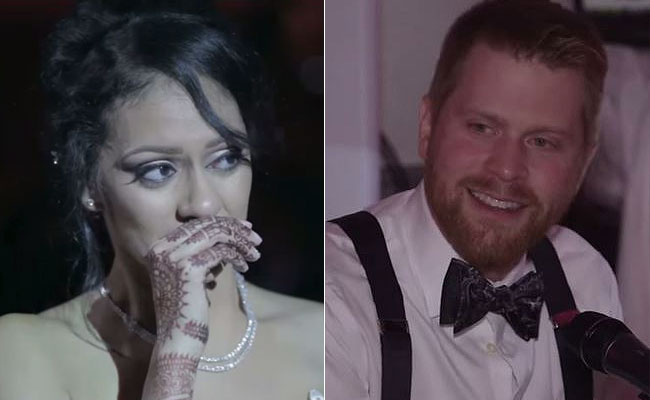 Love Has No Language : Canadian Groom Sings Tum Hi Ho Song For His Indian Bride