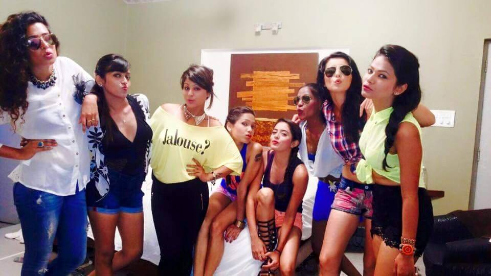 MTV Splitsvilla 8 Female Girls Contestants Names Images Pics Wallpapers Photos Details