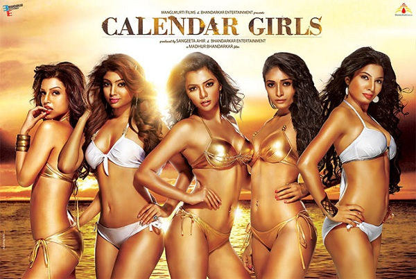 Madhur Bhandarkar's Film Calendar Girls Hot HD Video Trailer Released
