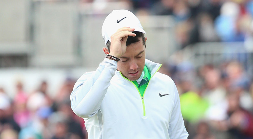 Golfer Rory McIlroy Quits To Defend The Title With His Ongoing Ankle Injury