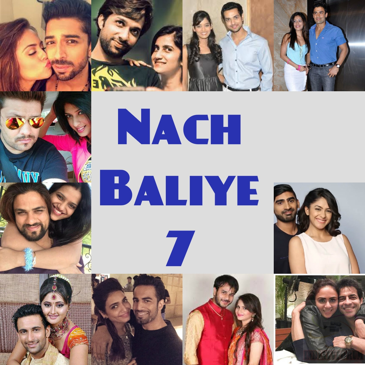 Nach Baliye Too Much Today Ep Elimination Winner Semi Finalist 12 July 2015 Show Video