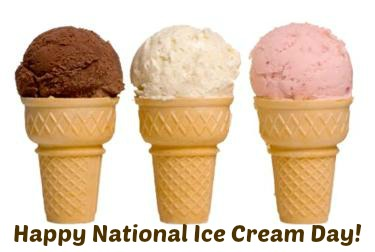 National Ice Cream Day images